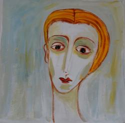 Portrait I   -- € 1.200,-