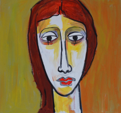 Portrait II -- € 1.200,-