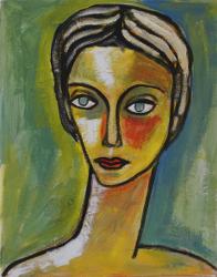 Portrait III   -- € 1.400,-