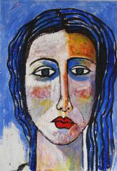 Portrait V -- € 4.200,-