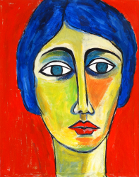Portrait VIII -- € 3.500,-