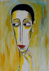 Portrait X -- € 3.500,-