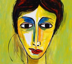 Portrait XI  -- € 3.500,-