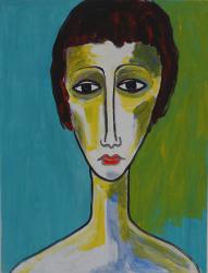 Portrait XII-- € 3.400,-