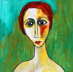 Portrait XIII  -- € 3.500,-