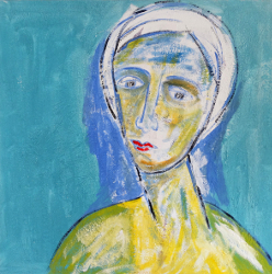 Portrait XV   -- € 30.000,-